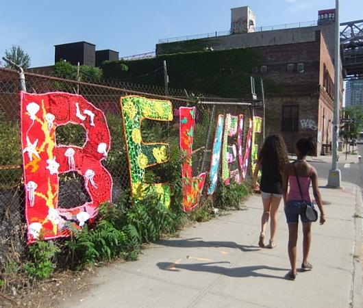 ブルックリンのウィリアムズバーグ(南側)で見かけた街角アート_b0007805_22191689.jpg
