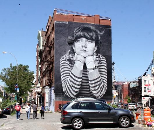 ブルックリンのウィリアムズバーグ(南側)で見かけた街角アート_b0007805_22193374.jpg