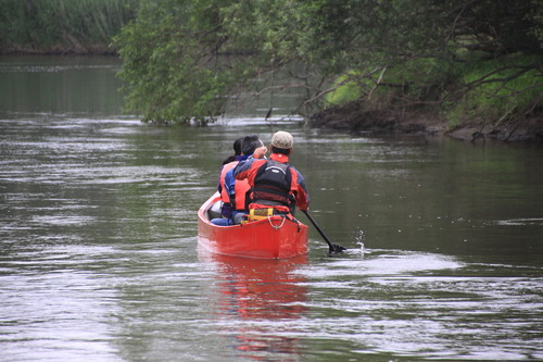 カヌーで湿原どんぶらこ 7月8日_f0113639_17524796.jpg
