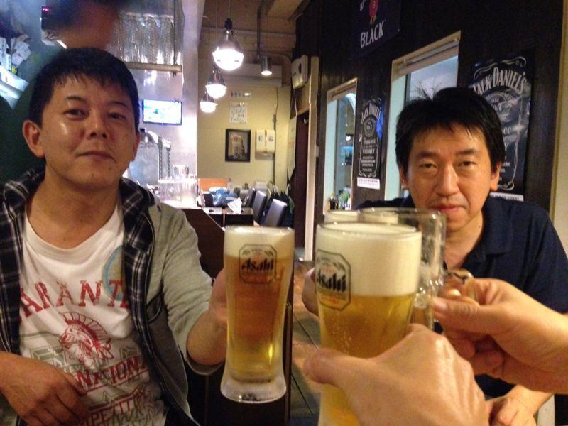 酒らぼ後はHARUで大宴会(≧∇≦)_c0110051_8595232.jpg