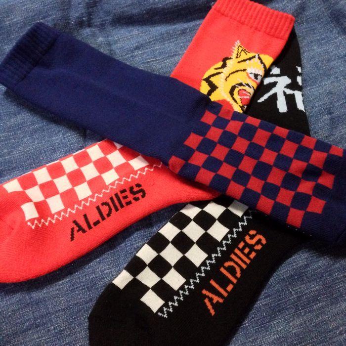 "【ALDIES】Souvenir Socks ""再""!!!!!!!_d0227059_12363644.jpg"
