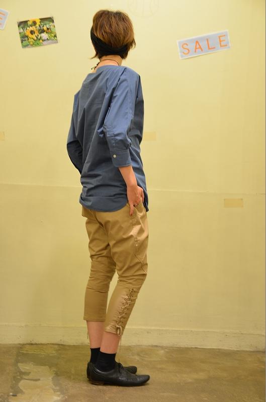 最近のSURDはシャツとパンツが人気です△▼組み合わせてみたら・・・_a0256162_18082035.jpg