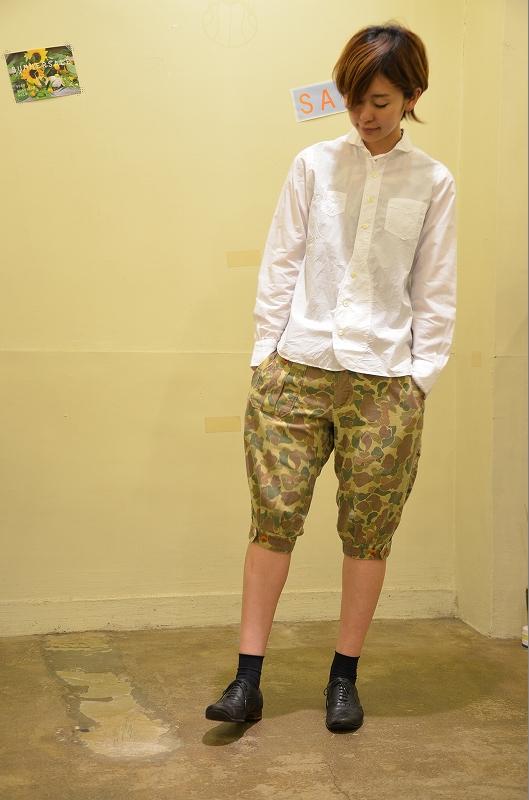 最近のSURDはシャツとパンツが人気です△▼組み合わせてみたら・・・_a0256162_18105742.jpg