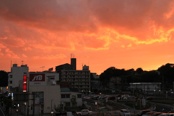 JRいわき駅から見た絶景!_d0202264_2240414.jpg