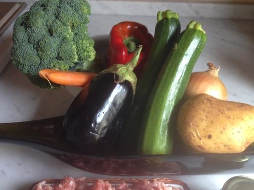 夏野菜のカレー_a0136671_144680.jpg