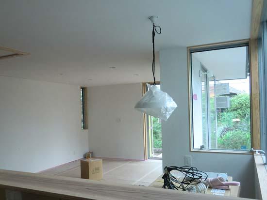 【家づくり】 照明と床のタイル_c0293787_1220932.jpg