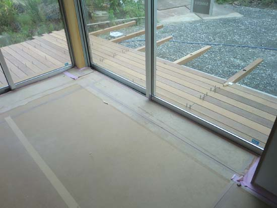 【家づくり】 照明と床のタイル_c0293787_1235610.jpg