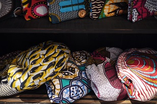 ②「アフリカンバティック」生地・服などなど_f0226293_7363134.jpg