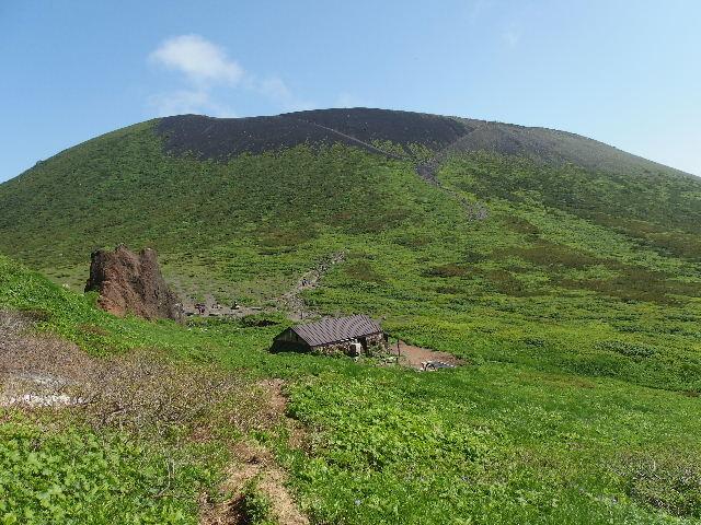 岩手山 七滝~焼走り縦走 (後半)_f0105112_16562490.jpg