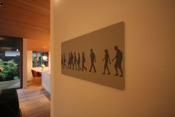 「ライブラリーのある家」のオープンハウスを開催しました!_e0029115_15593038.jpg