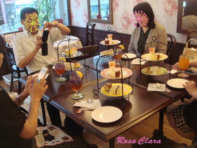紅茶でおもてなし講座@ベリーズティールーム_f0230127_23335849.jpg
