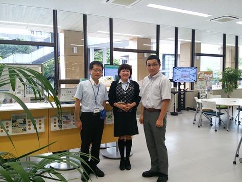 2014.07.08 金沢工業大学に行ってきました_f0138645_523336.jpg