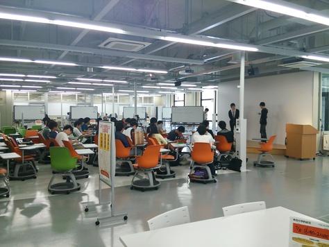 2014.07.08 金沢工業大学に行ってきました_f0138645_55062.jpg