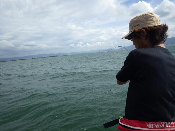 琵琶湖でテスト_b0198668_010511.jpg