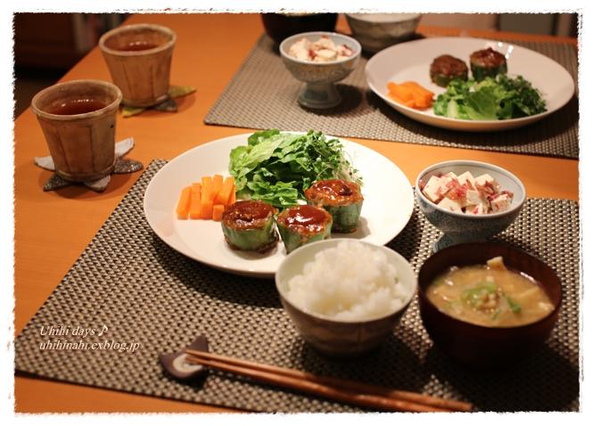 ピーマン肉詰め_f0179404_21415176.jpg