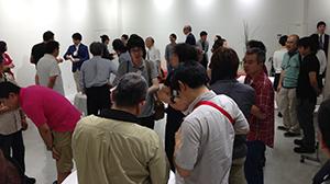 銀座ソニービルの6Fに出来た「ソニーイメージングプラザ」のレセプションパーティーに!_b0194208_23465060.jpg