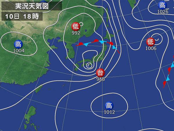 台風・梅雨前線の影響を逃れて_c0025115_20454284.jpg