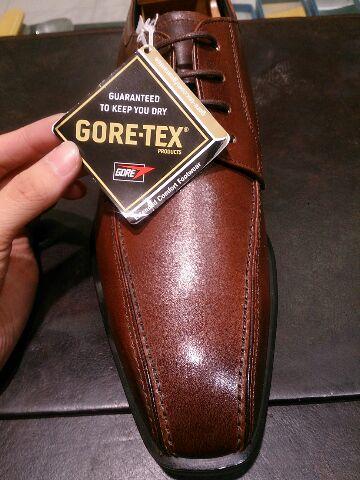 ゴアテックスのお靴のお手入れ方法は!?_b0226322_18344162.jpg