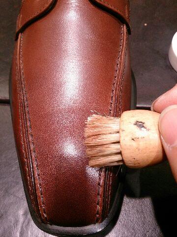 ゴアテックスのお靴のお手入れ方法は!?_b0226322_18374214.jpg