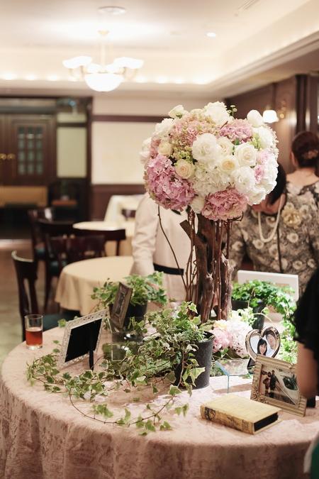 花のツリー、花の入口 青山サロン様へ _a0042928_12435323.jpg