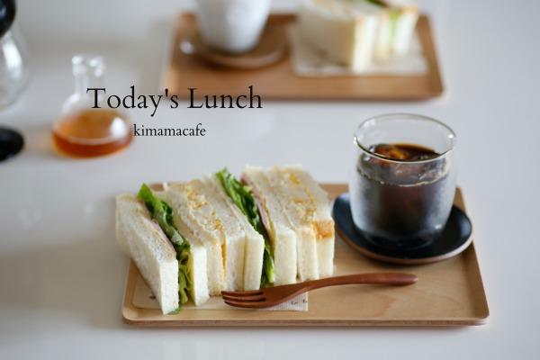 サンドイッチでランチ。_f0024636_20261632.jpg