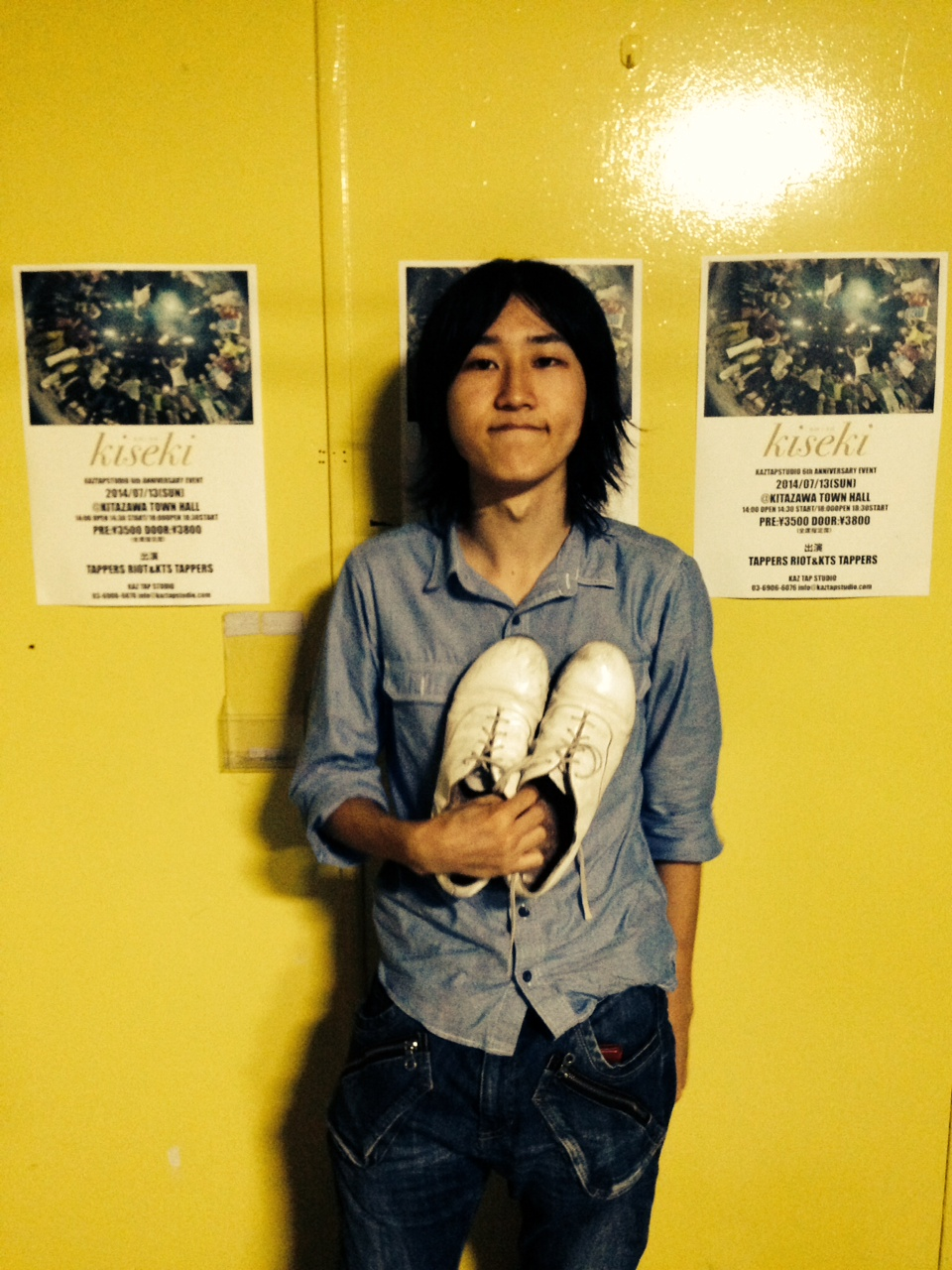 kiseki通信!!COMPANYインタビュー/米澤一輝_f0137346_23174685.jpg