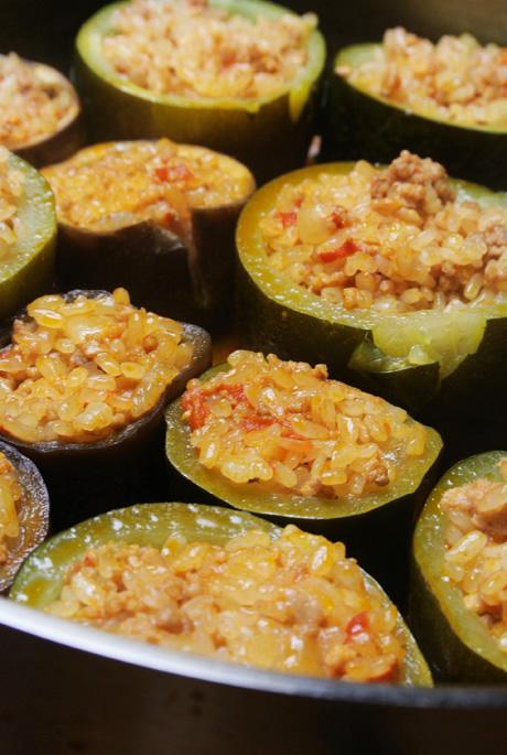 ドルマ☆トルコの野菜料理_d0180447_1045525.jpg
