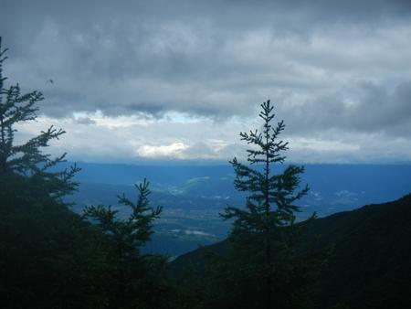 今日の高峰高原と台風情報_e0120896_6531397.jpg