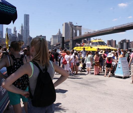 夏のNYのオススメ写真スポットDumbo編(3):Fulton Ferry Landing_b0007805_8581398.jpg
