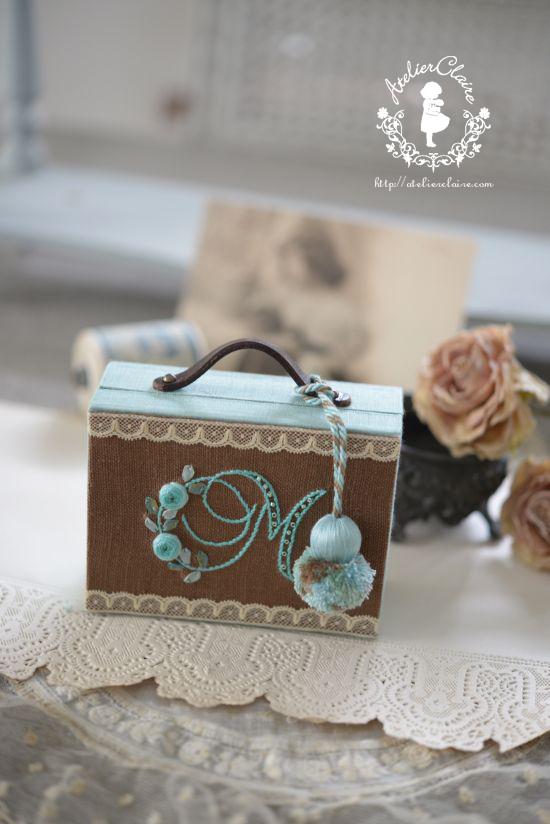 Le boîte à couture ~クレアの夢見るお針箱~Ⅳ_a0157409_09072479.jpg