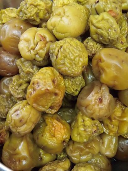 自然農の「梅シロップ」作り。_a0125419_20422006.jpg