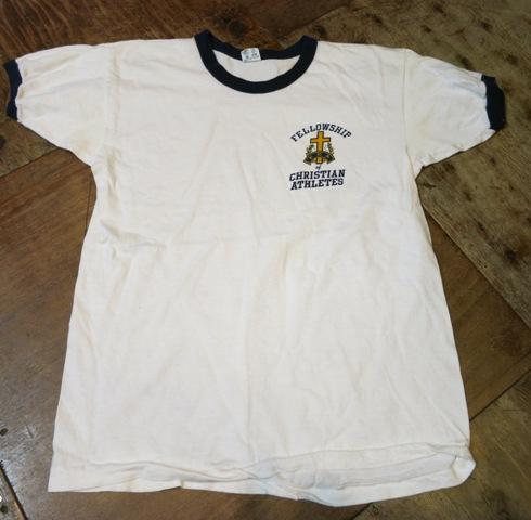 7月12日(土)入荷!80'S チャンピオン トリコ リンガーTシャツ&70'S ラッセルTシャ_c0144020_15313215.jpg