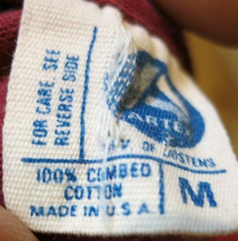 7月12日(土)入荷!70'S ARIZONA STATE フロッキープリントTシャツ!_c0144020_15444312.jpg