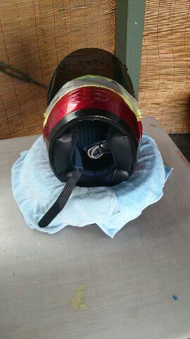 ヘルメットを光触媒で快適に!の巻_a0197623_1421578.jpg