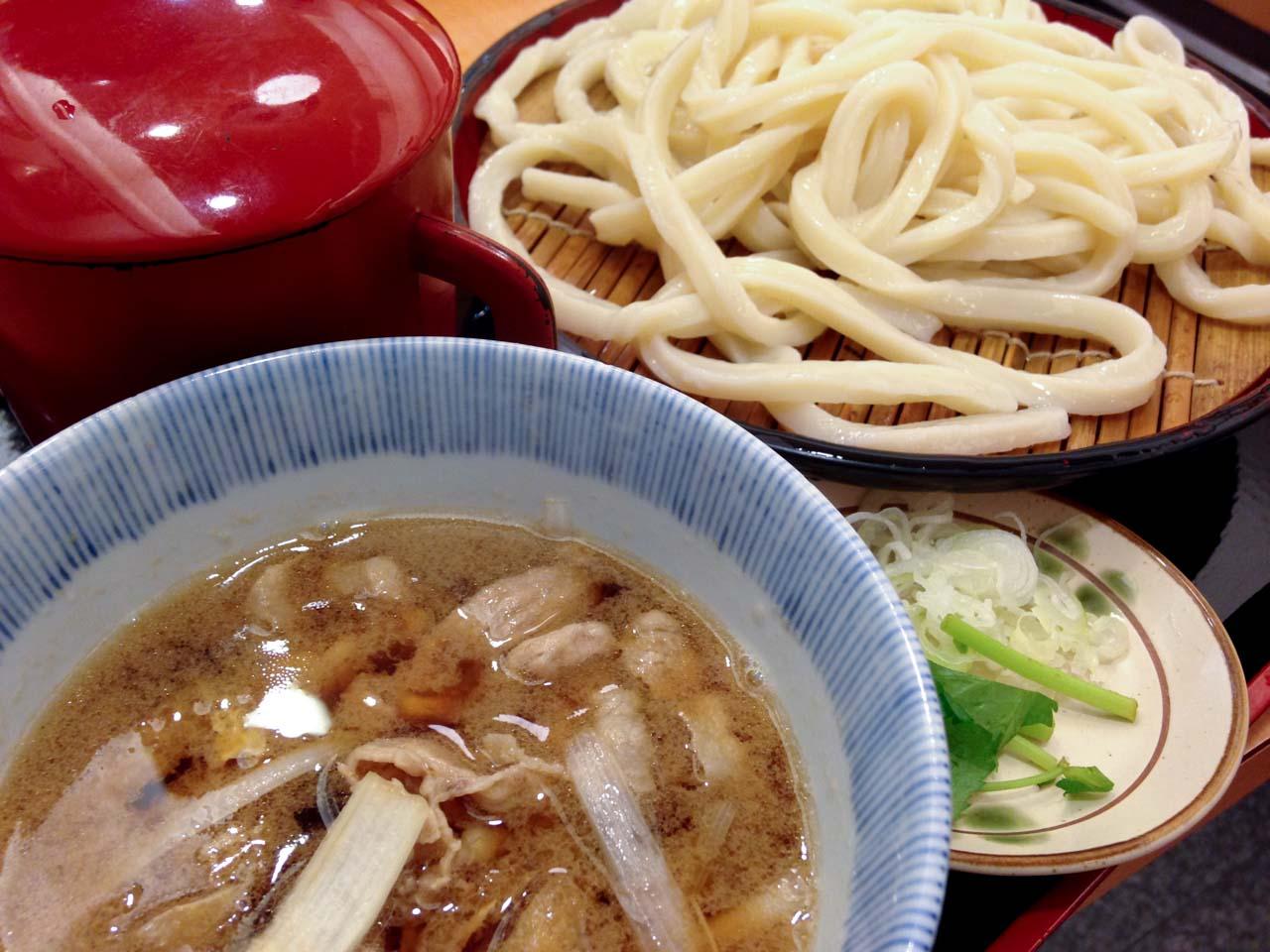 かのや 新宿西口店 肉汁せいろ_a0016730_23212651.jpg