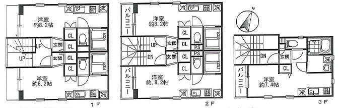 新築売りアパート完成間近(大田区編)_b0246953_2095540.jpg