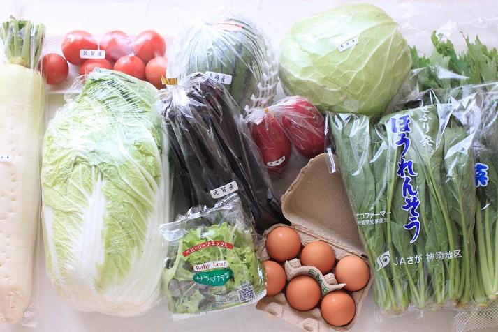 sirena di lunaさんの九州産野菜プレミアムセットを購入してみました♪_a0154192_1226560.jpg