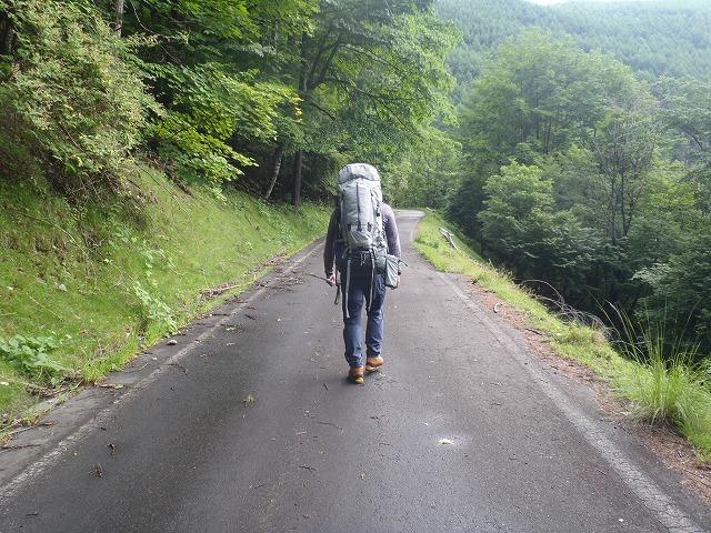 台風の来ぬ間に日本一高い場所にある三伏峠にハイキング(本編)_c0147398_20115588.jpg