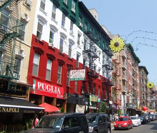 夏のニューヨークのリトル・イタリー_b0007805_3101664.jpg