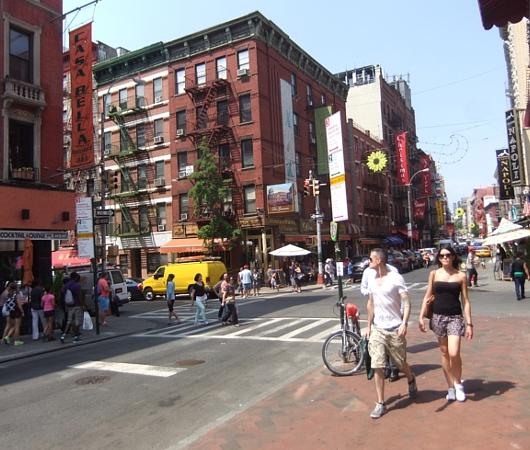 夏のニューヨークのリトル・イタリー_b0007805_31043.jpg
