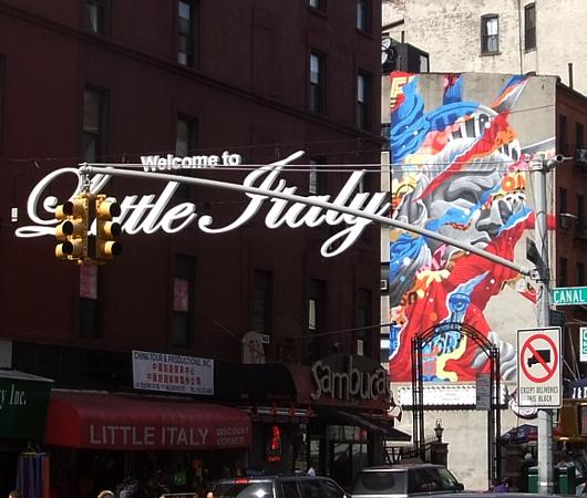 夏のニューヨークのリトル・イタリー_b0007805_3521210.jpg