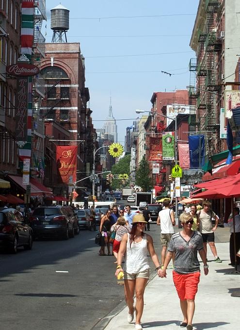 夏のニューヨークのリトル・イタリー_b0007805_391835.jpg