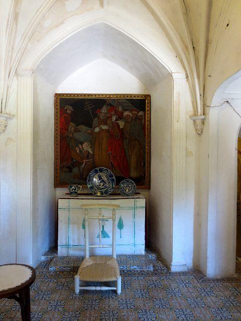ペドラルベス修道院で6_b0064411_21013293.jpg