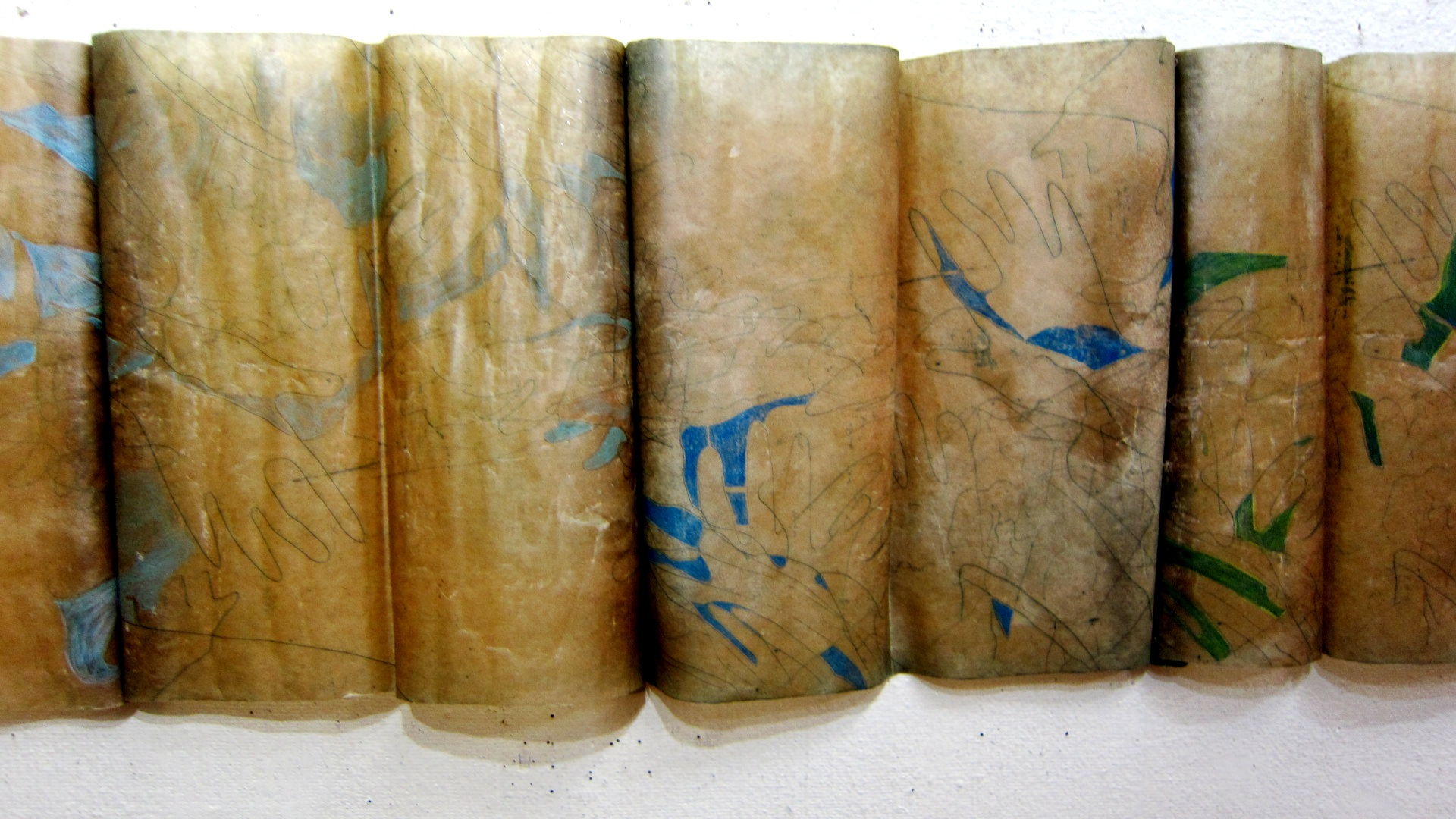 2408) 「BOOK\'S ART  9th」 たぴお 7月7日(月)~7月12日(土)_f0126829_100249.jpg