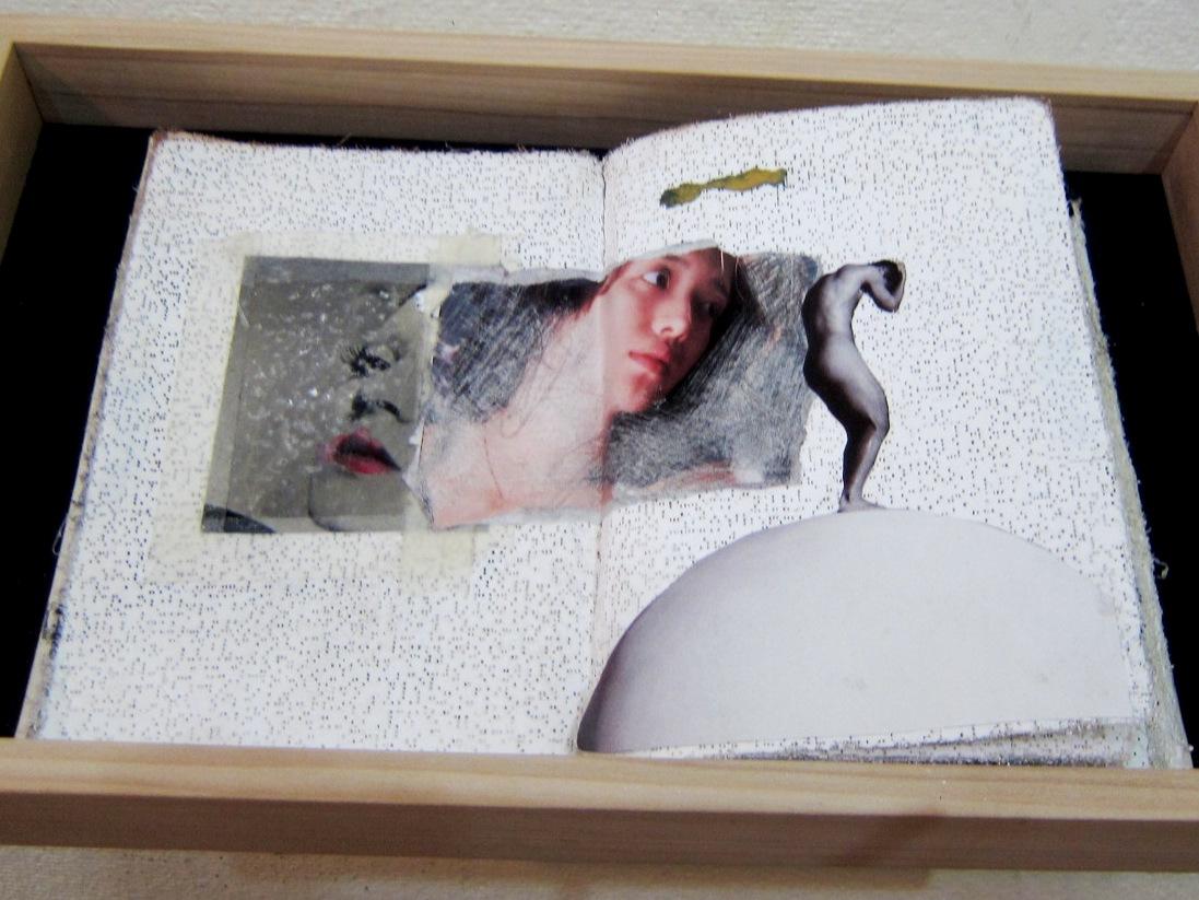2408) 「BOOK\'S ART  9th」 たぴお 7月7日(月)~7月12日(土)_f0126829_975382.jpg