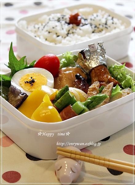 ローストチキンと海鮮丼♪_f0348032_19075495.jpg