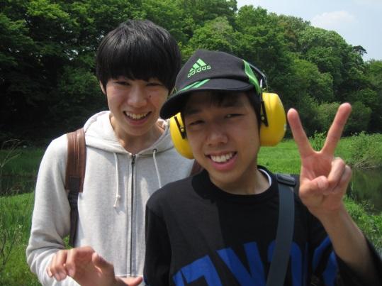 深大寺そば&公園遊び_b0257143_18585496.jpg