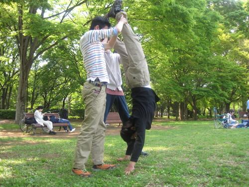 深大寺そば&公園遊び_b0257143_18591232.jpg