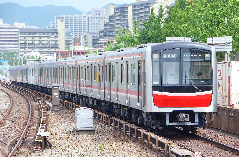 北急桃山台にて_a0251146_0401417.jpg