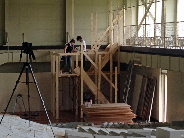 三笠プロジェクト2014・2日目_c0189970_93240.jpg